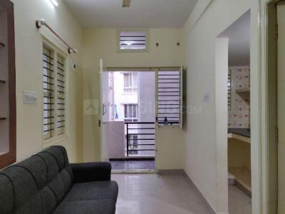 Gallery Cover Image of 450 Sq.ft 1 BHK Independent Floor for rent in Koramangala for 16000