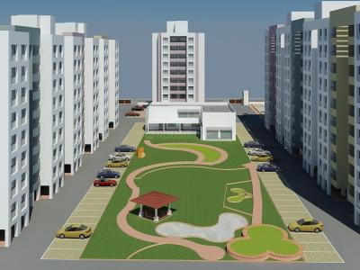 Gallery Cover Image of 970 Sq.ft 2 BHK Apartment for buy in Nashik Road for 3000000