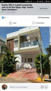 Gallery Cover Image of 2200 Sq.ft 4 BHK Villa for buy in Dr A S Rao Nagar Colony for 13000000