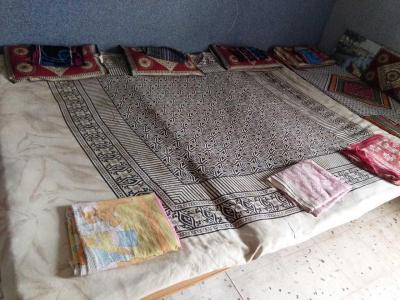 Bedroom Image of Pooja PG in Satellite