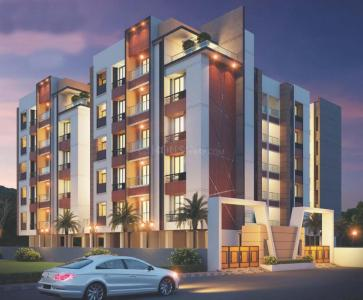 Gallery Cover Image of 1128 Sq.ft 2 BHK Apartment for buy in DAC Chromantique, Chromepet for 8400000