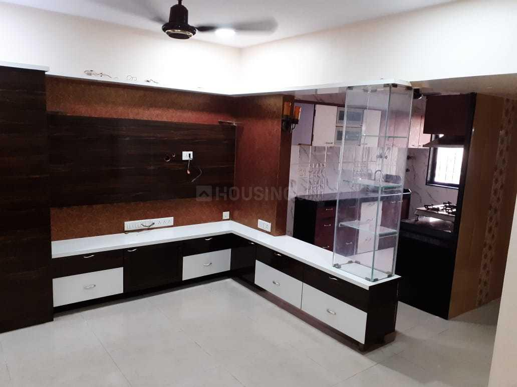 Living Room Image of 780 Sq.ft 3 BHK Apartment for rent in Santacruz West for 75000