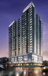 Gallery Cover Image of 650 Sq.ft 1 BHK Apartment for buy in Blumen, Vikhroli West for 8600000