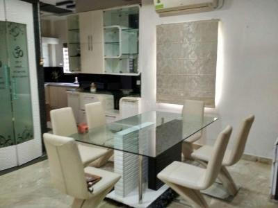 Gallery Cover Image of 2500 Sq.ft 3 BHK Apartment for rent in Banjara Hills for 55000