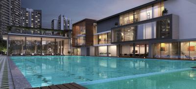 Gallery Cover Image of 1625 Sq.ft 3 BHK Apartment for buy in Godrej Meridien, Sector 106 for 16100000