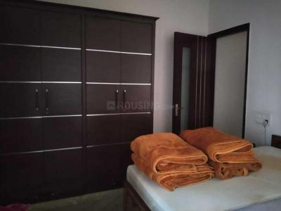 Gallery Cover Image of 900 Sq.ft 2 BHK Independent Floor for rent in Jangpura for 36000