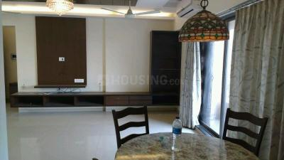 Gallery Cover Image of 1611 Sq.ft 3 BHK Apartment for rent in Bandra East for 155000