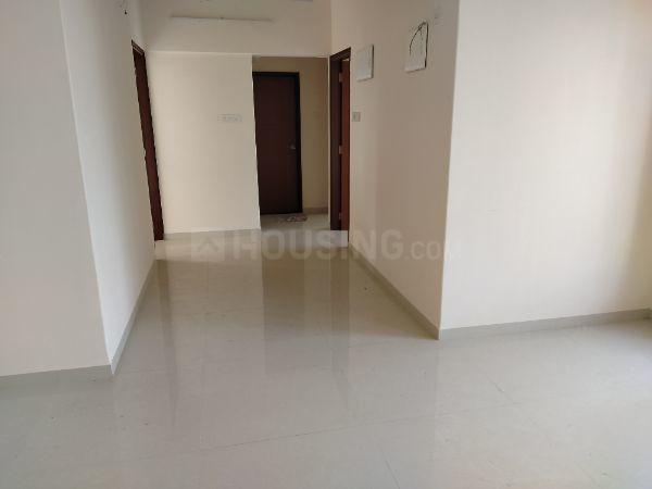 Living Room Image of 680 Sq.ft 1 BHK Apartment for rent in Borivali East for 24000