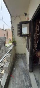 Balcony Image of Tomar PG House in Shahdara