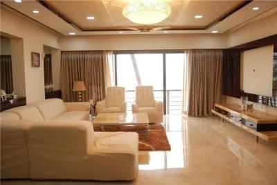 Gallery Cover Image of 1788 Sq.ft 4 BHK Apartment for rent in Bandra West for 205000