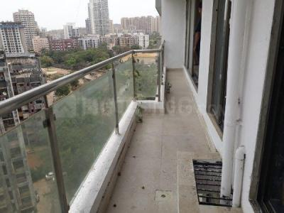 Gallery Cover Image of 630 Sq.ft 1 BHK Apartment for rent in Conwood Astoria, Goregaon East for 29000