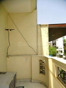 Balcony Image of Sankalp PG in Sushant Lok I