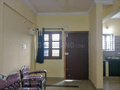 Gallery Cover Image of 900 Sq.ft 1 BHK Apartment for rent in Koramangala for 22000