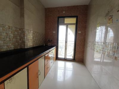 Gallery Cover Image of 725 Sq.ft 1 BHK Apartment for rent in Sai Deep Heights, Dombivli West for 9800