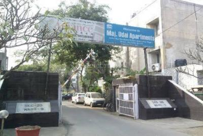Gallery Cover Image of 1100 Sq.ft 2 BHK Apartment for buy in Maj Udai Apartment, Sector 29 for 7000000