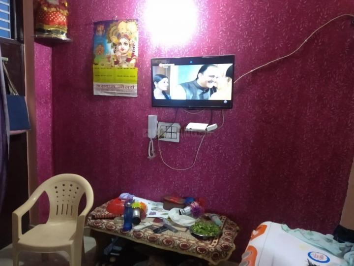 Living Room Image of 450 Sq.ft 2 BHK Independent Floor for rent in Mahavir Enclave for 10000