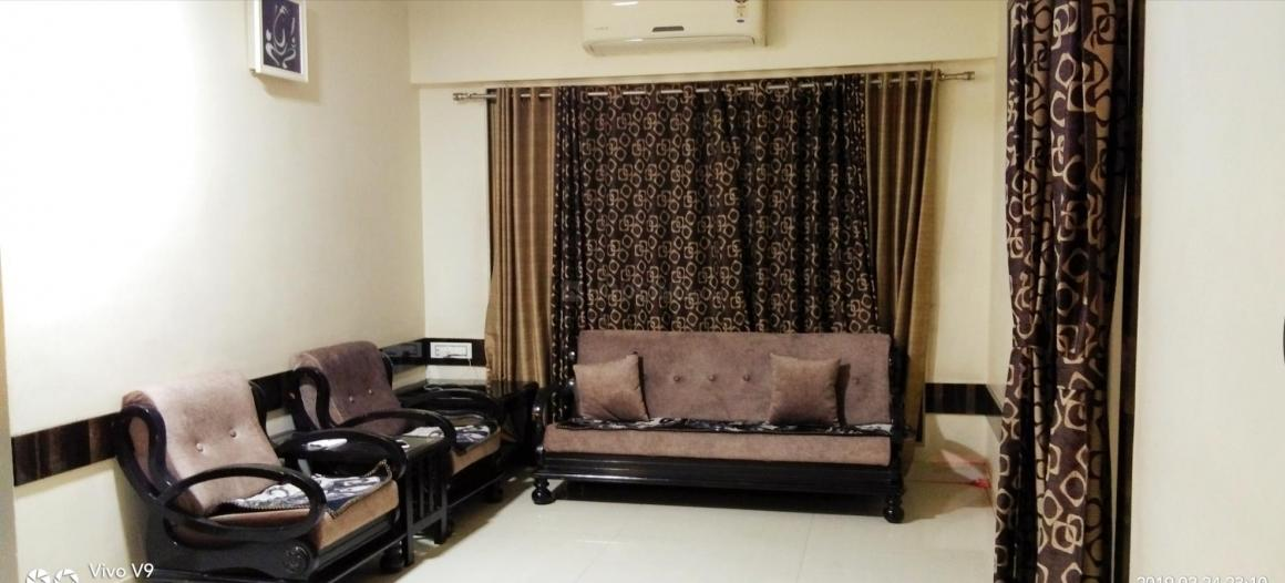 Living Room Image of 1175 Sq.ft 2 BHK Independent House for buy in Vikhroli East for 15000000
