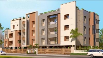 Gallery Cover Image of 855 Sq.ft 2 BHK Apartment for buy in GP Fern Breeze, Ambattur for 3847000
