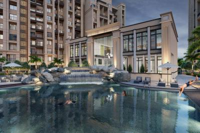 Gallery Cover Image of 638 Sq.ft 1 BHK Apartment for buy in Today Anandam Phase II, Rohinjan for 4900000