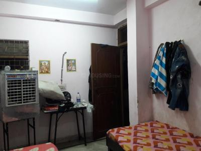 Bedroom Image of Pathak PG in Begumpur