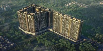 Gallery Cover Image of 1005 Sq.ft 2 BHK Apartment for buy in Panvel for 7234995