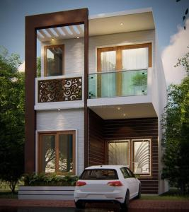 Gallery Cover Image of 1500 Sq.ft 2 BHK Villa for buy in Gaursons Gaur City 2 11th Avenue, Noida Extension for 3600000
