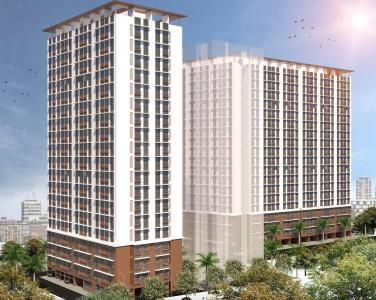 Gallery Cover Image of 410 Sq.ft 1 BHK Apartment for buy in Malad East for 5100000