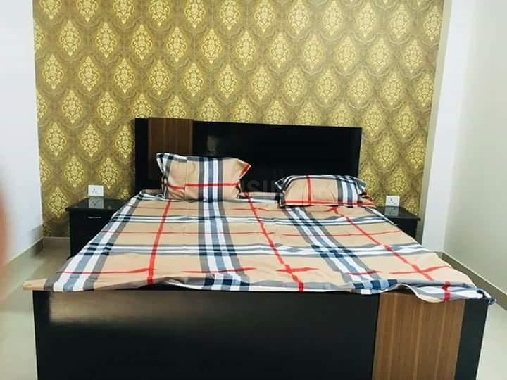 Bedroom One Image of 1350 Sq.ft 3 BHK Independent House for buy in Chipiyana Buzurg for 4000000
