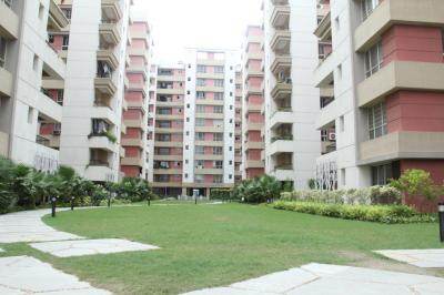 Gallery Cover Image of 1060 Sq.ft 2 BHK Apartment for rent in Siddha Pines, Rajarhat for 30000