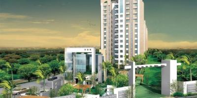 Gallery Cover Image of 1091 Sq.ft 2 BHK Apartment for buy in Bandlaguda Jagir for 4364000