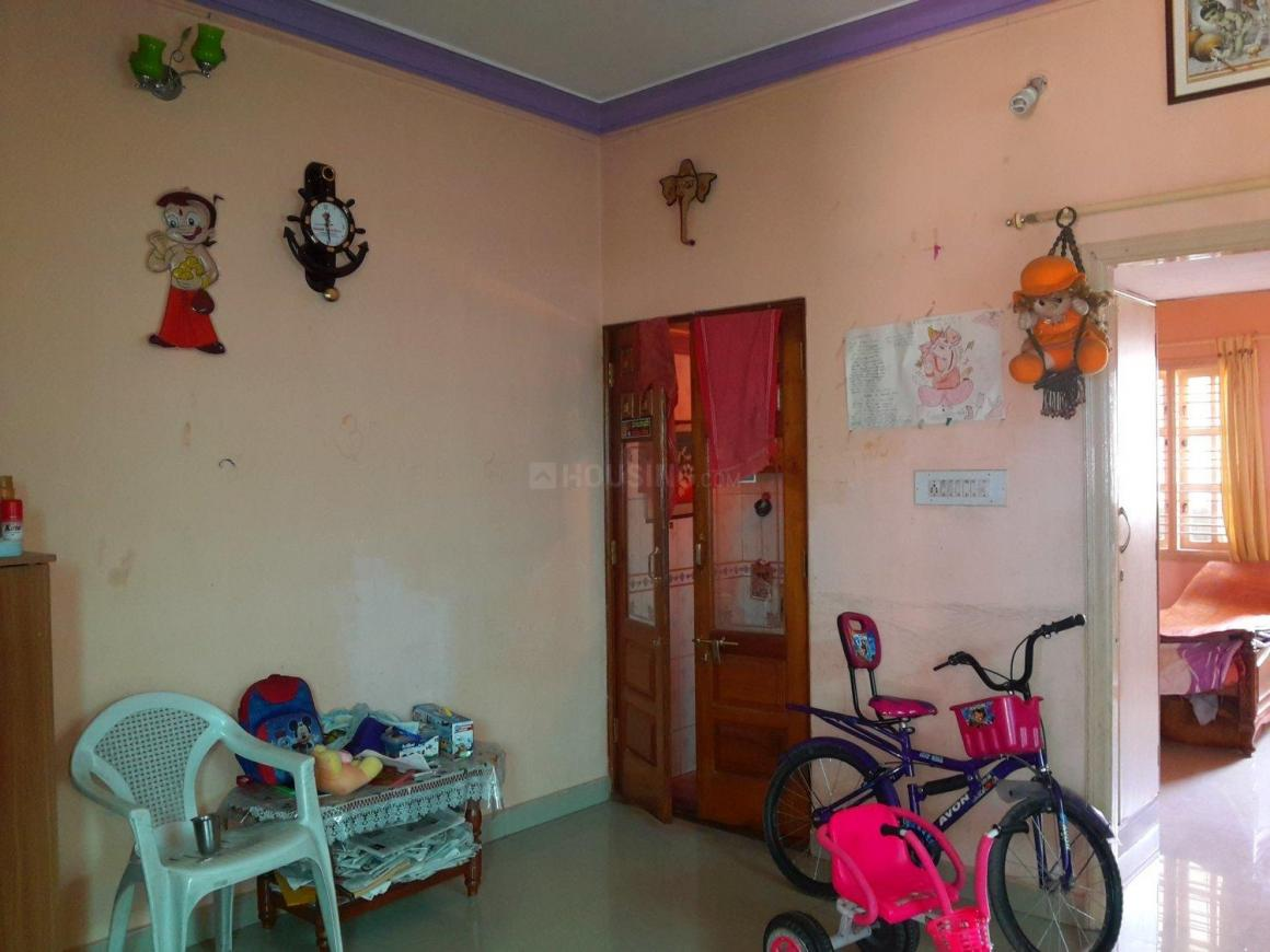 Living Room Image of 600 Sq.ft 1 BHK Independent House for buy in Vijayanagar for 5800000
