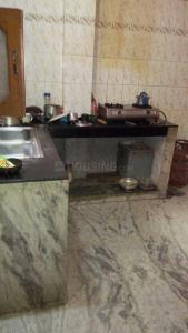 Kitchen Image of Gurleen PG in Rajouri Garden