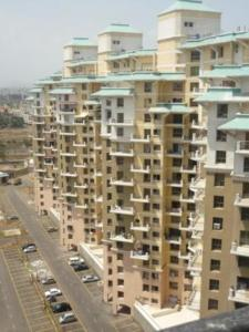 Gallery Cover Image of 1109 Sq.ft 2 BHK Apartment for rent in Seawoods for 45000