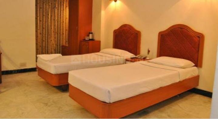 Bedroom Image of Balaji PG in Kopar Khairane