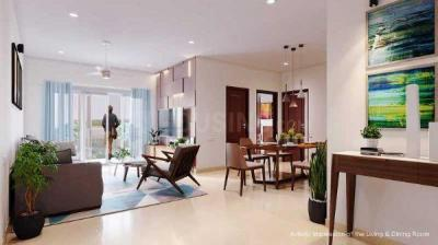 Gallery Cover Image of 1285 Sq.ft 2 BHK Apartment for buy in Shriram Blue, Krishnarajapura for 6476400