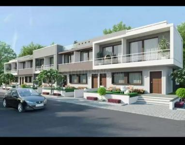 Gallery Cover Image of 1100 Sq.ft 2 BHK Independent House for buy in Manjipura for 2150000