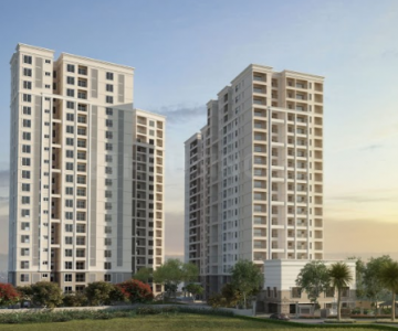 Gallery Cover Image of 1770 Sq.ft 3 BHK Apartment for buy in Sobha Winchester, Velachery for 12089100