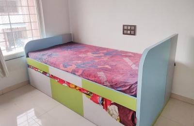 Bedroom Image of 22h Dwarkadheesh Residency in Pimple Saudagar