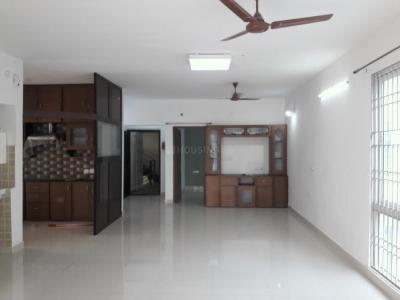 Gallery Cover Image of 1550 Sq.ft 3 BHK Apartment for rent in Egattur for 21000