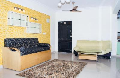Living Room Image of PG 4642536 Kasturi Nagar in Kasturi Nagar