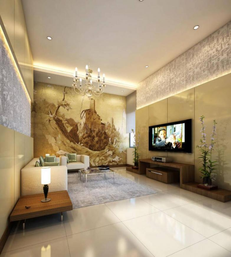 Living Room Image of 1187 Sq.ft 2 BHK Apartment for rent in Basapura for 22000