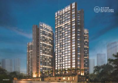 Gallery Cover Image of 1023 Sq.ft 2 BHK Apartment for buy in ACME Boulevard Tower 4, Andheri East for 16500000