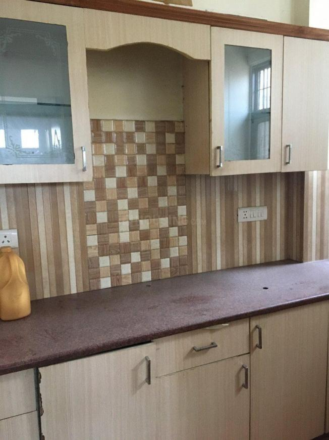 Kitchen Image of 1500 Sq.ft 2 BHK Independent Floor for rent in Sector 14 for 15000
