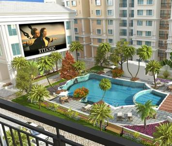 Gallery Cover Image of 1188 Sq.ft 2 BHK Apartment for buy in Purva Star Properties Private Limited Westend 2 Block F , Electronic City for 8500000