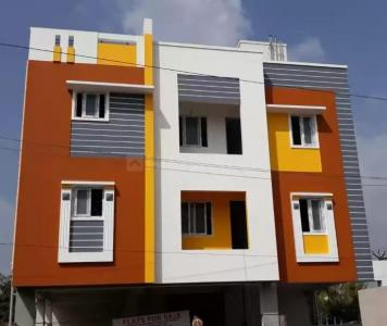 Gallery Cover Image of 1005 Sq.ft 2 BHK Apartment for buy in Kovilambakkam for 5400000