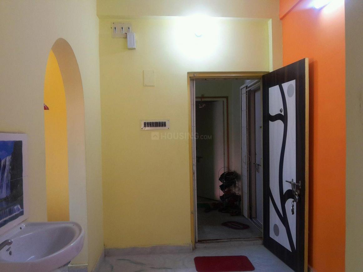 Living Room Image of 410 Sq.ft 1 BHK Apartment for buy in Bijoygarh for 1300000