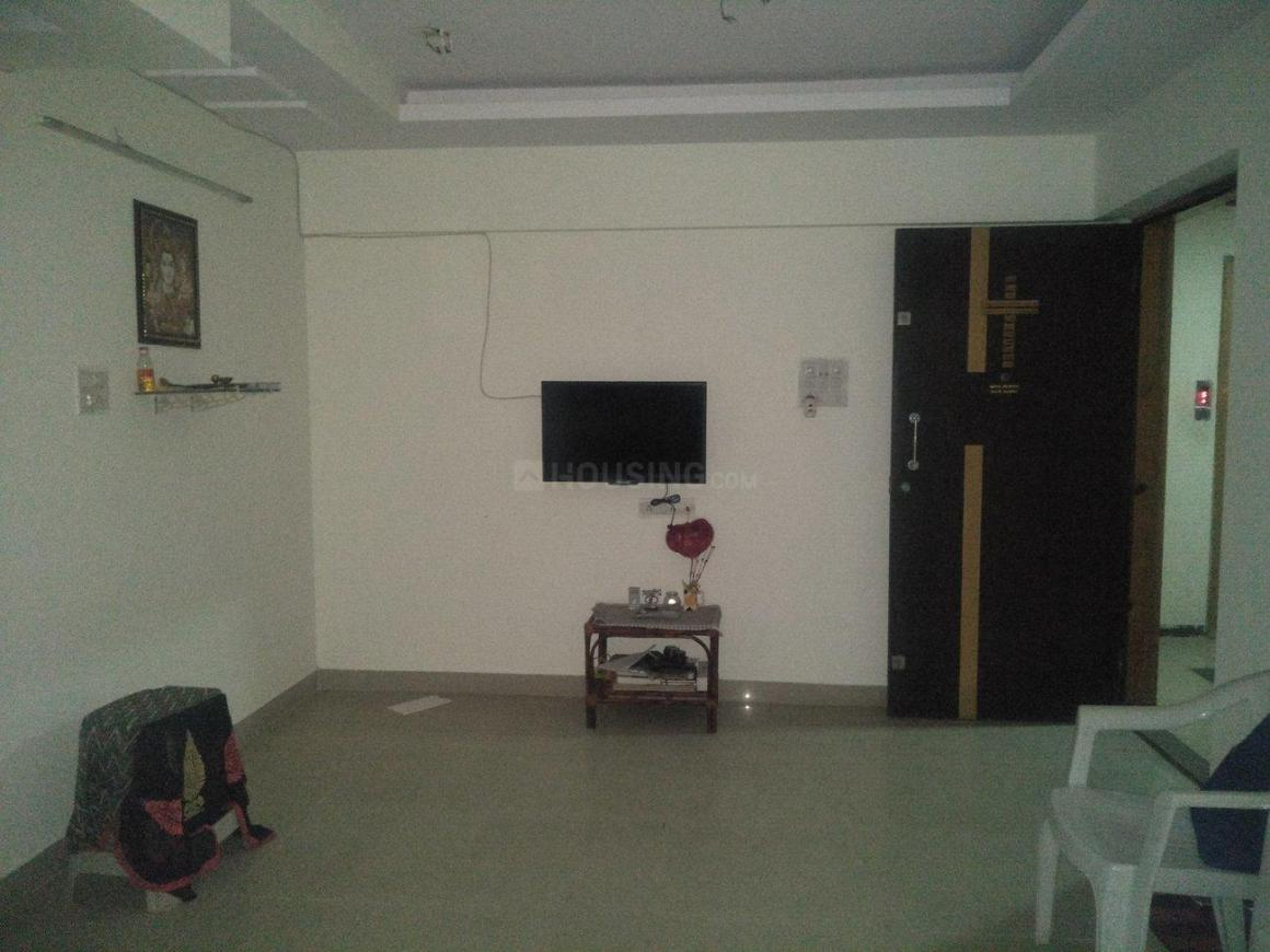 Living Room Image of 665 Sq.ft 2 BHK Apartment for rent in Vasai West for 11500