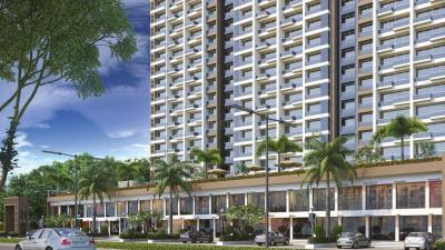 Gallery Cover Image of 1670 Sq.ft 3 BHK Apartment for rent in Ghansoli for 45000