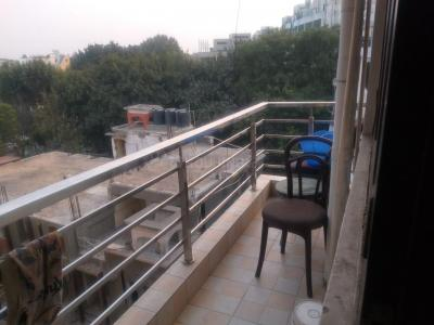 Balcony Image of Gupta P.g in Gautam Nagar