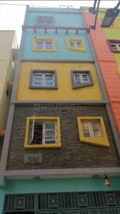 Gallery Cover Image of 600 Sq.ft 1 RK Independent House for rent in S.G. Palya for 6000